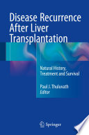 Disease Recurrence After Liver Transplantation