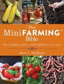 The Mini Farming Bible Book