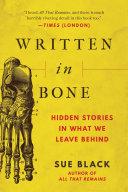 Pdf Written in Bone