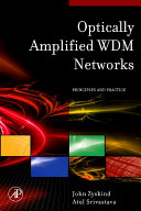 Optically Amplified WDM Networks ebook