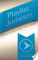 Playlist Judaism