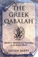 The Greek Qabalah