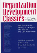 Organization development classics