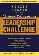 Christian Reflections On The Leadership Challenge