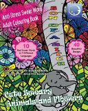 Anti Stress Swear Word Adult Colouring Book Book