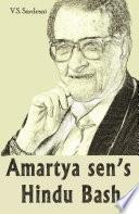 Amartya Sen s Hindu Bash