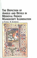 Pdf The Depiction of Angels and Devils in Medieval French Manuscript Illumination
