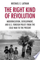 The Right Kind of Revolution Book