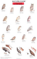 Mac s Field Guide to Birds of Prey of North America Book