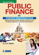 Public Finance in Theory   Practice