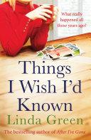 Things I Wish I'd Known Pdf/ePub eBook