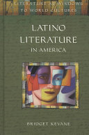 Latino Literature in America ebook