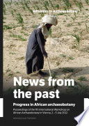 News From The Past Progress In African Archaeobotany PDF