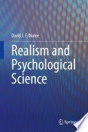 Realism and Psychological Science Book