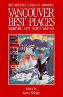 Pdf Vancouver Best Places