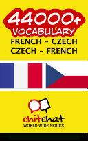 Pdf 44000+ French - Czech Czech - French Vocabulary Telecharger