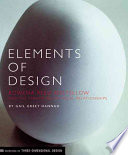 Elements of Design  : Rowena Reed Kostellow and the Structure of Visual Relationships