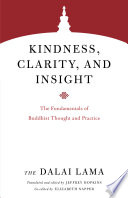 Kindness  Clarity  and Insight