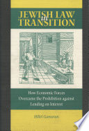 Jewish Law in Transition