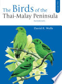 The Birds of the Thai Malay Peninsula