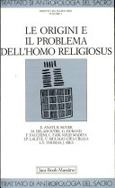 Le Origini e il problema dell'homo religiosus