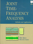 Joint Time frequency Analysis