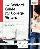 Loose leaf Version for The Bedford Guide for College Writers with Reader  Research Manual  and Handbook Book