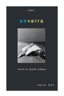Onverra - Recueil de poésies - Tome 1