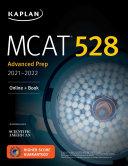 MCAT 528 Advanced Prep 2021      2022