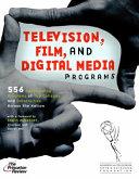 Television  Film  and Digital Media Programs