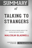 Summary of Talking to Strangers Book