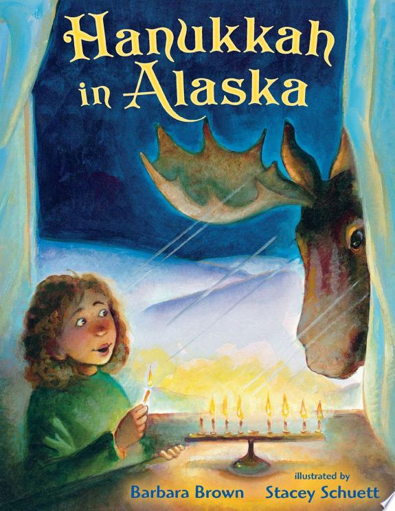 Hanukkah in Alaska read by Molly Ephraim