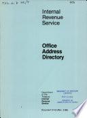 Office Address Directory