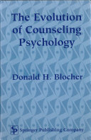The Evolution of Counseling Psychology