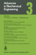 Advances in Biochemical Engineering Book