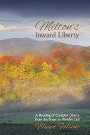 Milton's Inward Liberty Pdf/ePub eBook