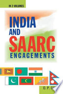 India and SAARC Engagements  , Volume 2