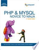 Php Mysql Novice To Ninja