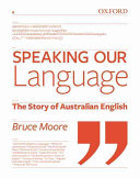 Cover of Speaking Our Language