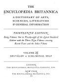 The Encyclop  dia Britannica