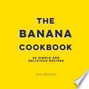 The Banana Cookbook