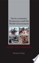Socio Economic Democracy and the World Government