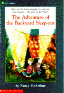 The Adventure of the Backyard Sleep-out
