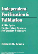 Independent Verification and Validation