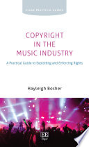Copyright in the Music Industry