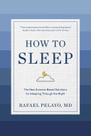 How to Sleep Pdf/ePub eBook