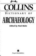 Collins Dictionary of Archaeology
