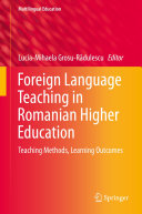 Pdf Foreign Language Teaching in Romanian Higher Education Telecharger