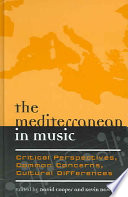 The Mediterranean in Music