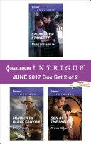 Harlequin Intrigue June 2017 - Box Set 2 of 2 Pdf/ePub eBook
